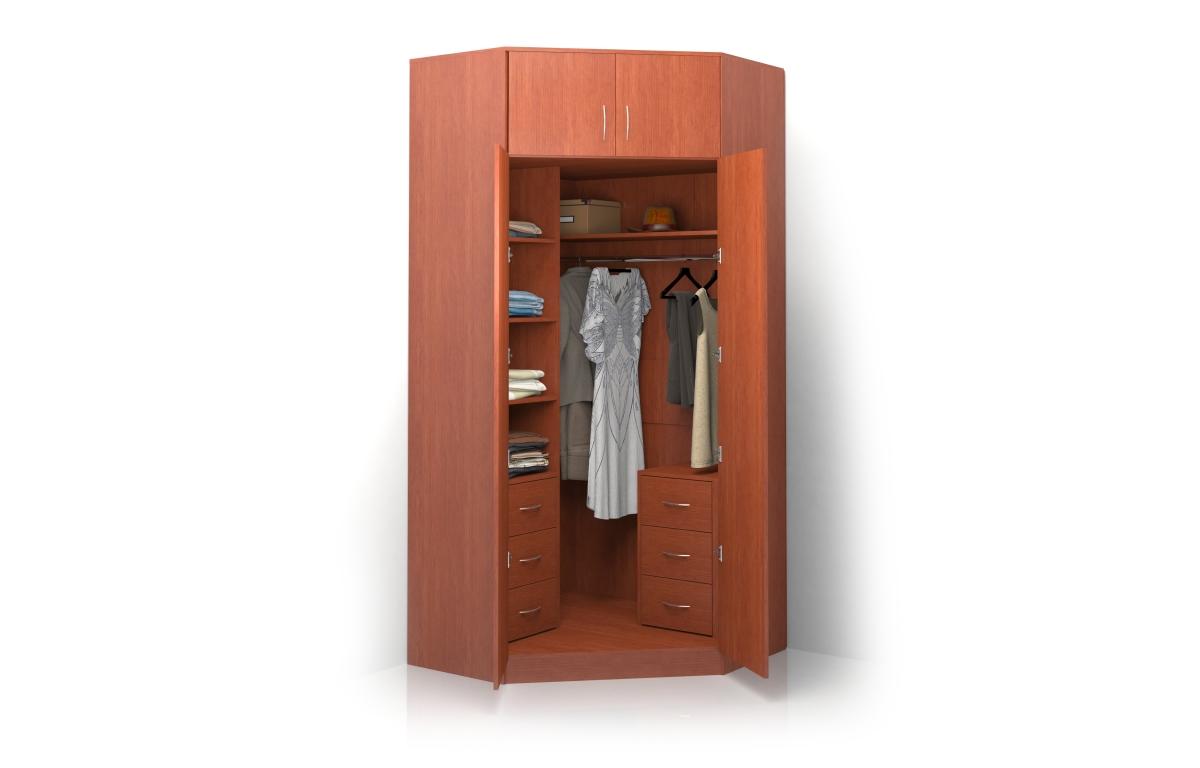 Шкаф угловой версаль распашной корпусная мебель.