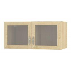 Полка навесная 2 витрины 800 ЛИДЕР SALE (3518)