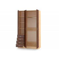 Шкаф распашной РИО-3.5 (SALE 1482)