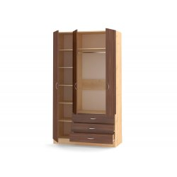 Шкаф распашной РИО-3.8 (SALE 311)
