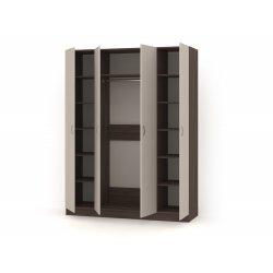 Шкаф распашной РИО-4.1