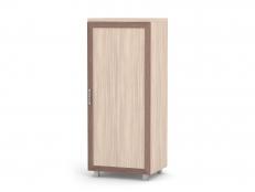 """""""Шкаф распашной 1 дверь (Н1400) КВАДРО"""" габарит 600х452х1400"""