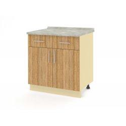 Стол 2 двери 2 ящика 800 ЛИРА