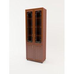 Шкаф распашной 4 двери комбинированный ПРЕМЬЕР 800